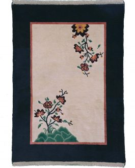 Floral Chinese 42″x 57″  Skeins-69