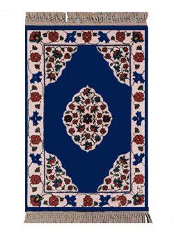 Floral Persian  25″x 37″  Skeins-33