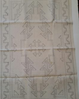 Pocahontas Rug 24″ x 36″  Skeins-32