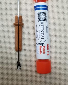 ORD Wood #9 Punch Needle