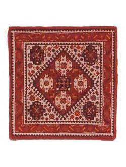 Shiraz Square 27″x 27″  Skeins-25