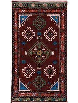 Antique Anatolian  28″x 48″  Skeins-44