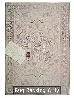 Caucasian Kazak Newton mat  42″x 60″ Skeins-77