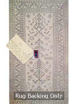 Caucasian Shirvan Varese mat 33″x 60″  Skeins-60
