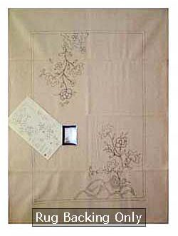 Chinese Floral Chinese mat 42″x 57″  Skeins-69